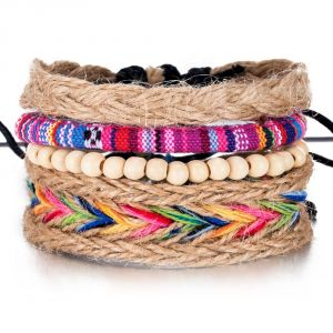 Hippie Friendship Bracelet