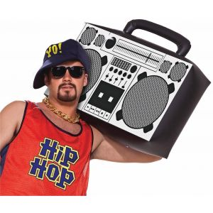 90's Inflatable Boom Box