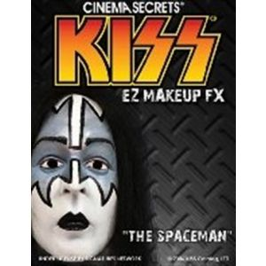 KISS Make up (The Spaceman)