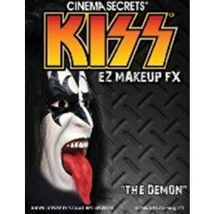 KISS Make up (The Demon)